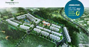 Phối cảnh dự án thăng long home Hưng Phú