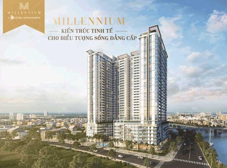 Căn hộ Millennium - căn hộ cao cấp Quận 4