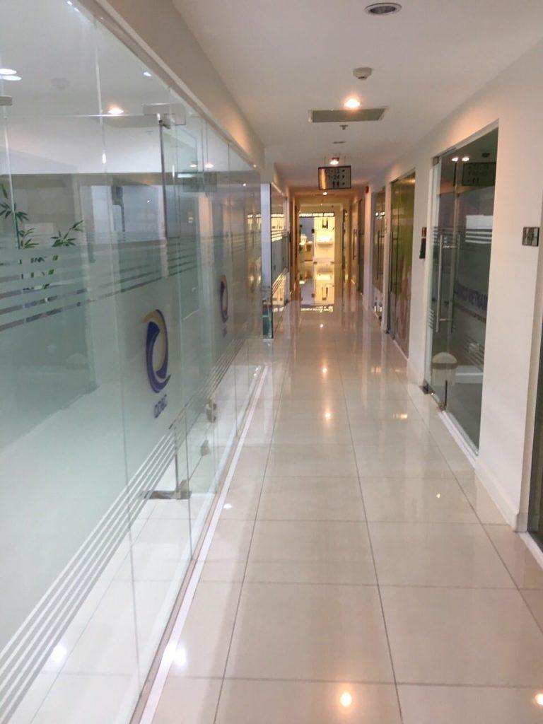 Khu Officetel sở hữu vĩnh viễn của dự án Millennium
