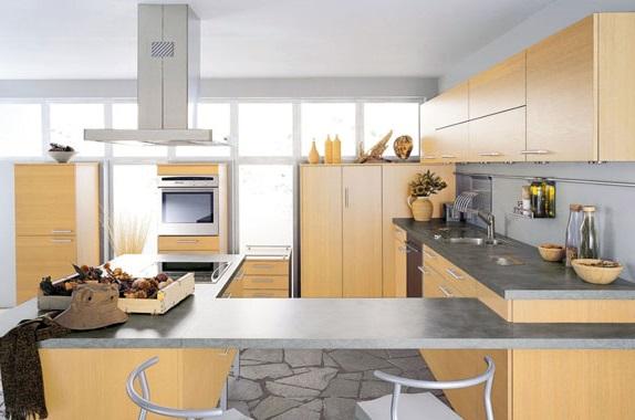 Những lưu ý phong thủy về phòng bếp ở chung cư