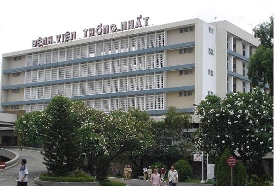 Bệnh viện Thống Nhất trong bán kính 200m.