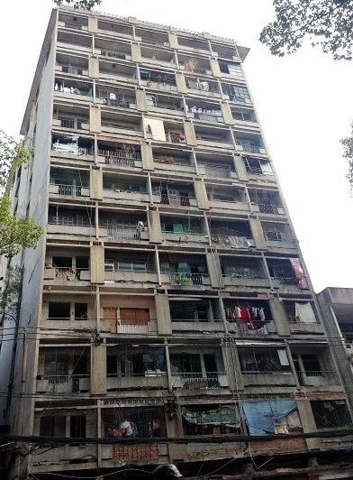 Các chung cư cũ đang được quy hoạch di dời ở TP.HCM