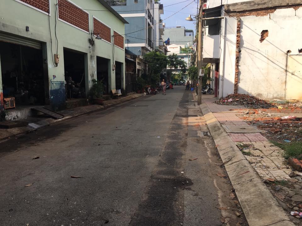 Hình ảnh thực tế đất nền khu dân cư bệnh viện Thống Nhất
