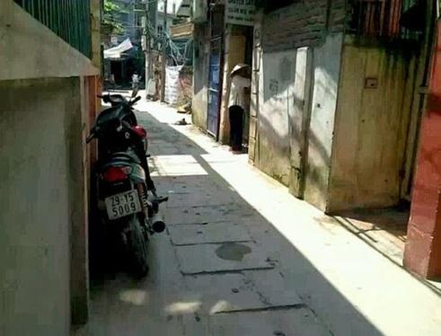 Các khu nhà ổ chuột tại TP.HCM