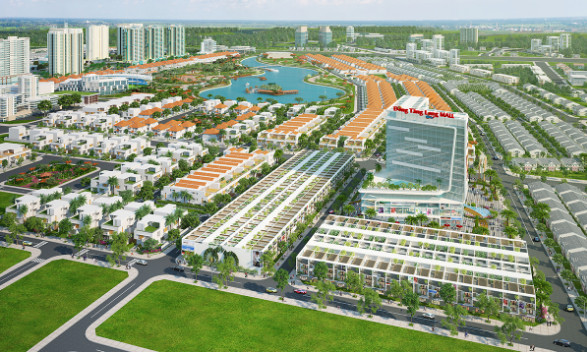 Trung tâm thương mại Đông Tăng Long