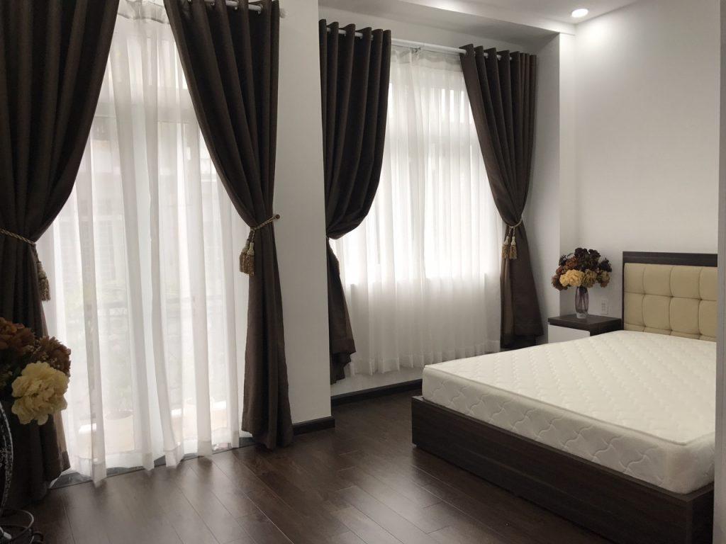 Phòng ngủ nhà đường Bùi Đình Túy, Bình Thạnh