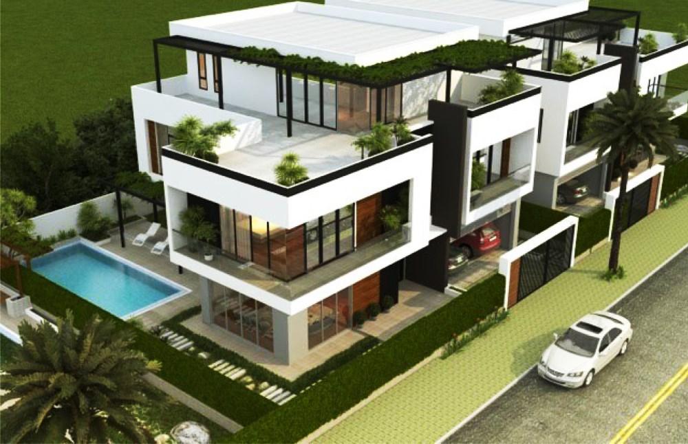 Thiết kế mẫu Nhà Biệt thự diện tích 20mx20m Dự Án Đông Tăng Long