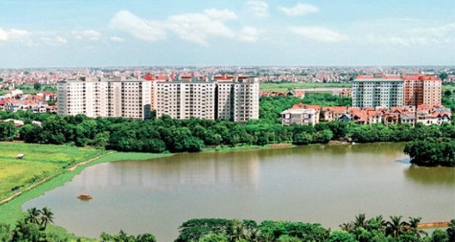 Thu hồi hơn 6,4ha đất để làm dự án nhà ở tại quận Hoàng Mai. Ảnh minh họa