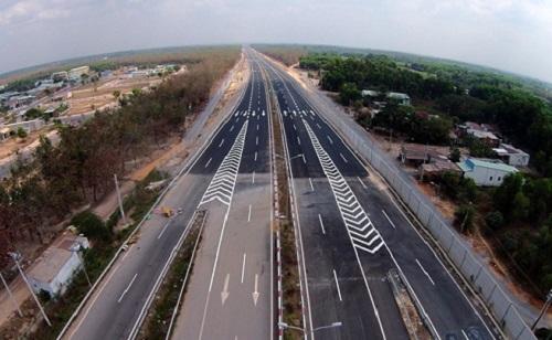 ự án cao tốc Bến Lức - Long Thành qua tỉnh Đồng Nai dài hơn 27km.