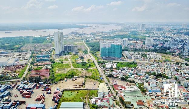 """Đường Đào Trí còn được mệnh danh là """"đường tỷ đô"""" chạy ngang nhiều dự án bất động sản cao cấp"""