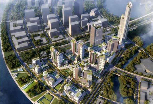 Tp.HCM chấp thuận đầu tư khu phức hợp Sóng Việt.