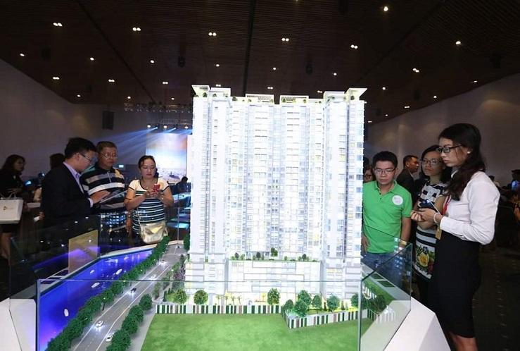 Thị trường căn hộ ở Hà Nội và Tp.HCM có diễn biến trái ngược nhau