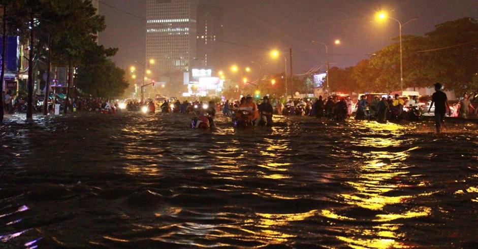 Ngập nước đang tác động rất lớn đến tâm lý của người mua nhà Sài Gòn.