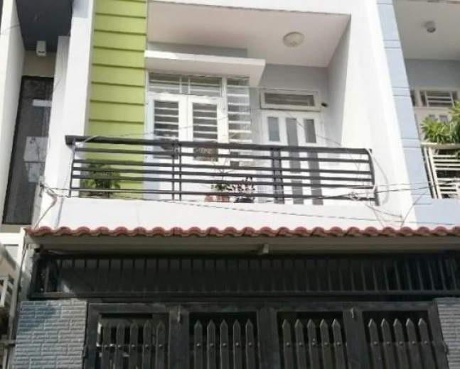 Căn nhà tại quận 1, Tp.HCM bị phát mãi tài sản vào năm 2012.