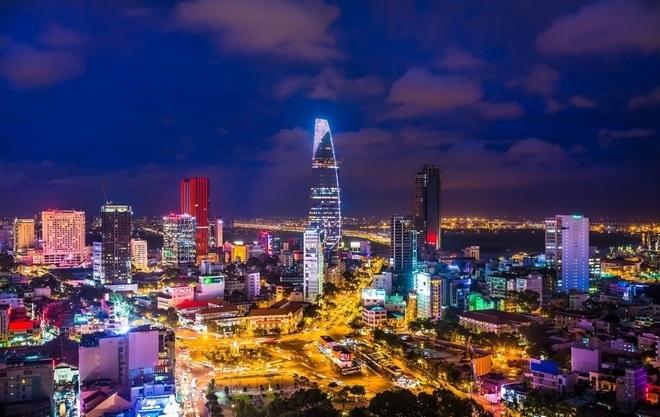 Tốc độ đô thị hóa của Việt Nam còn thấp chính là tiềm năng cho BĐS phát triển.