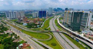 Thủ Thiêm có thể sẽ trở thành tâm điểm của thị trường căn hộ cao cấp Tp.HCM.