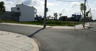 Tại xã Phong Phú, giá đất đã tăng gấp đôi so với năm ngoái.