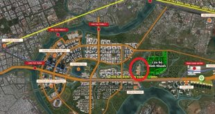 Tp.HCM chấp thuận đấu giá lô đất làm dự án khách sạn nghỉ dưỡng trong Khu đô thị mới Thủ Thiêm