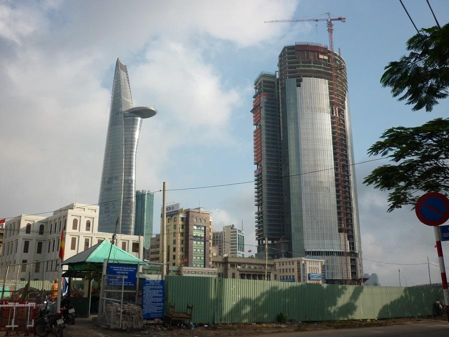 """Dự án Sài Gòn One Tower được cho là dự án """"tai tiếng bậc nhất"""" Sài thành"""