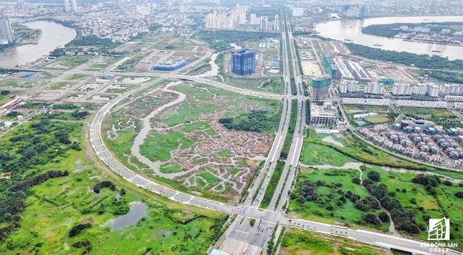 Toàn cảnh hiện trạng hạ tầng giao thông khu Đông Sài Gòn sau một năm tấp nập đầu tư