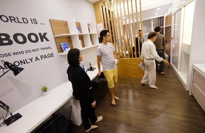 Người Hà Nội có xu hướng đầu tư bất động sản ở miền Nam.