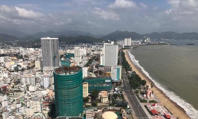Quang cảnh dự án Panorama Nha Trang