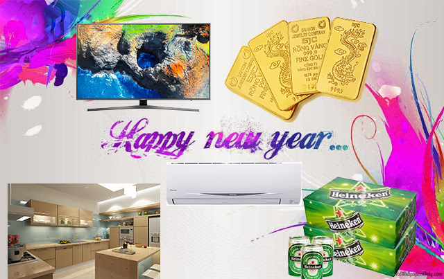 Trọn bộ Combo 5 gói quà tặng mừng tân gia Biệt thự mini Hà Huy Giáp Quận 12