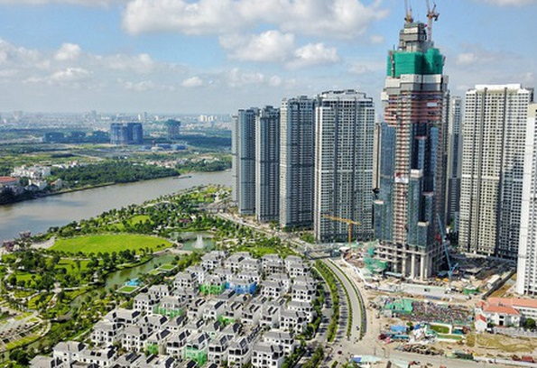 Nhiều dự án bung hàng tại khu Đông Tp.HCM trong quý I/2018