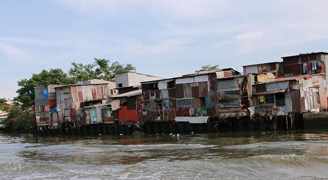Tp.HCM chuẩn bị gần 4.500 tỷ để đền bù cho 1.500 hộ dân ven kênh rạch di dời