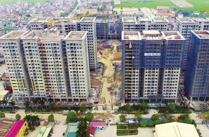 Gần 2.000 căn NOXH Phú Lãm (Hà Đông) được bán hết trong 1 năm.