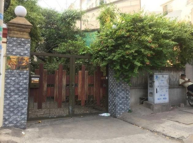 """Trụ sở của Công ty Thuận Thảo Nam Sài Gòn tại Bùi Thị Xuân, quận 1. Loạt dự án bất động sản của doanh nghiệp này vừa bị ngân hàng phát mại để """"siết nợ"""""""