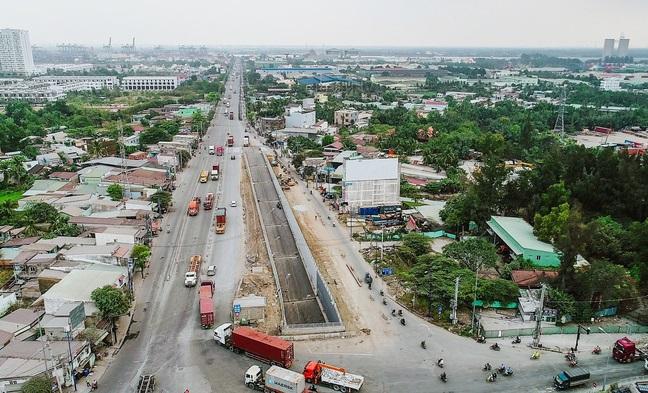 Cận cảnh dự án hầm chui lớn nhất TP.HCM sắp thông xe