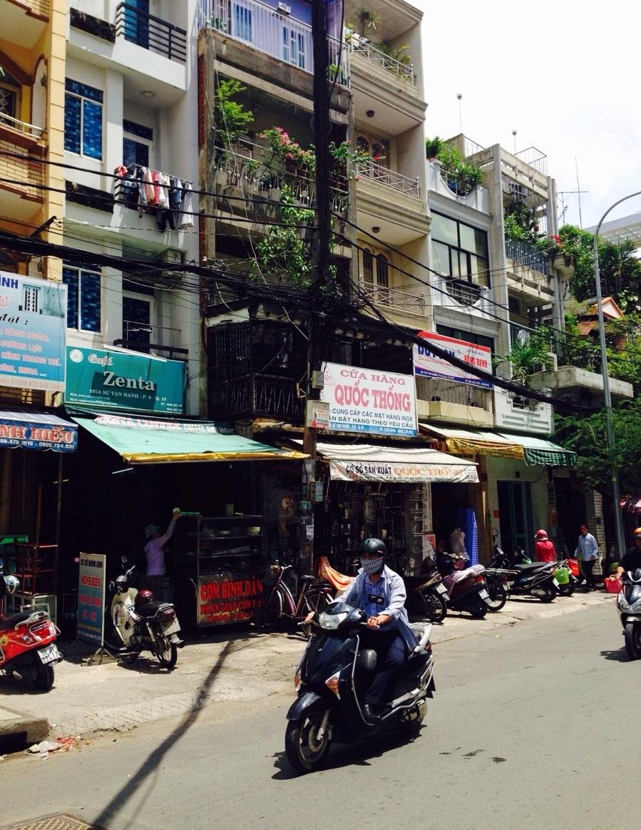 Nhu cầu mua nhà lẻ, nhà phố trung tâm Sài Gòn đang có sự dịch chuyển từ diện tích nhỏ sang diện tích lớn hơn.