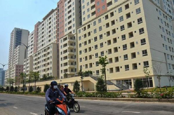 3.790 căn hộ tái định cư hoàn thành nhưng không còn nhu cầu sử dụng ở phường Bình Khánh, quận 2, TP HCM sẽ được chuyển sang nhà ở thương mại
