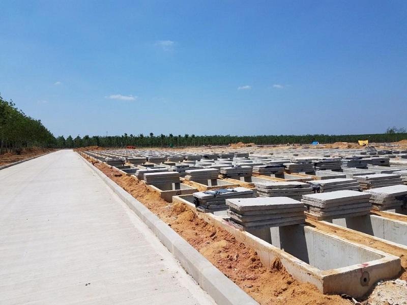 Hoa viên nghĩa trang là thị trường ngách tiềm năng thu hút NĐT trong tương lai.