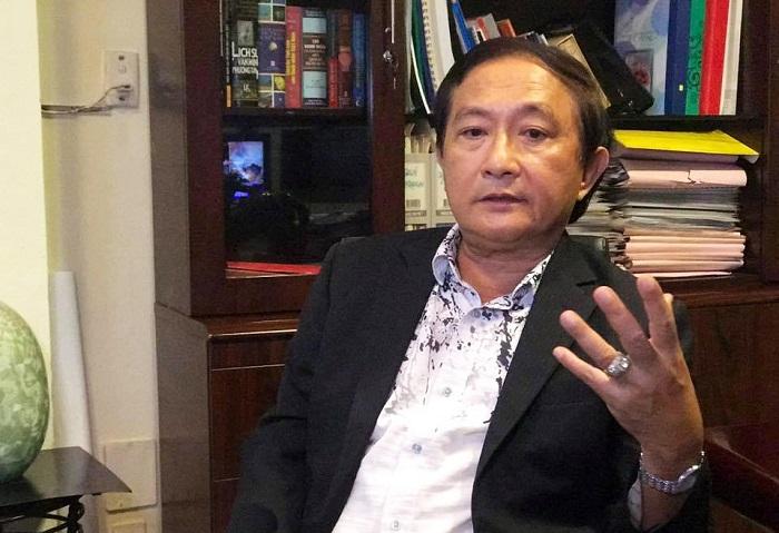 Ông Nguyễn Văn Đực, Phó Chủ tịch Hiệp hội BĐS Tp.HCM