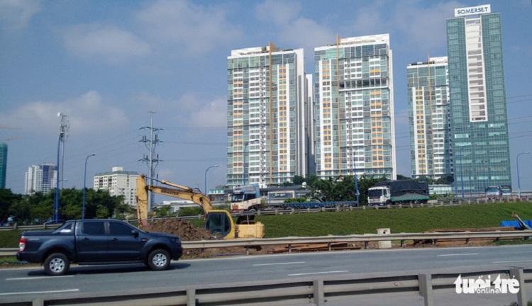 ĐS cao cấp tại Tp.HCM đang là kênh đầu tư được người Trung Quốc lưu ý vì có giá rẻ hơn so với khu vực.