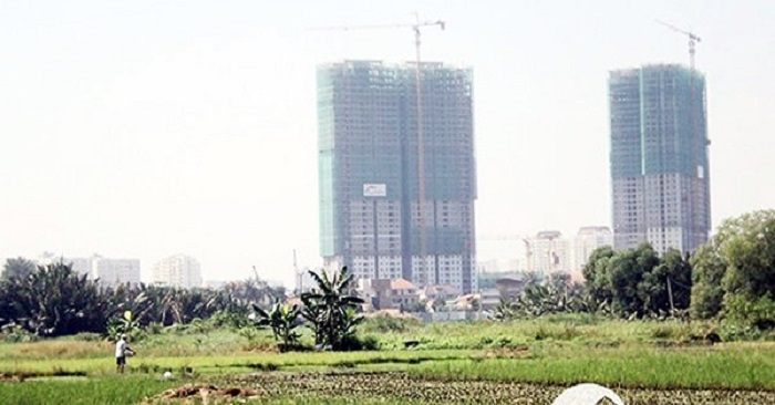 Nằm giữa trung tâm TP HCM nhưng khu Bình Quới - Thanh Đa chẳng khác một vùng quê.
