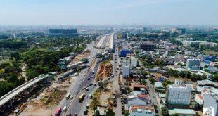 UBND TP.HCM ra chỉ thị đẩy mạnh tiến độ xây dựng các dự án hạ tầng khu đông