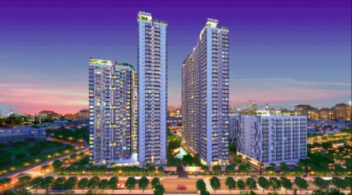 Dự án The Western Capital do Công ty BĐS Hoàng Phúc làm chủ đầu tư, hiện đang được thế chấp tại Ngân hàng TMCP Việt Nam Thịnh Vượng.