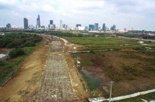 Tp.HCM đã phê duyệt hệ số điều chỉnh giá đất để tính bồi thường tại hàng loạt khu vực trên địa bàn thành phố
