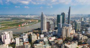 Giá bán căn hộ tại khu trung tâm Tp.HCM đang có xu hướng tăng.