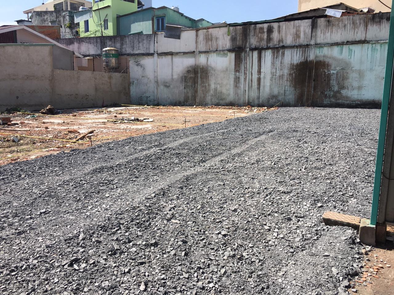 Dự án đã quy hoạch trải đường 5-8m