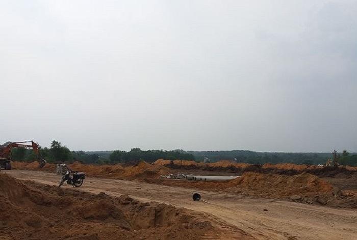 Tình trạng phân lô, tách thửa, xây dựng trái phép diễn ra phức tạp trên một số địa bàn tại Đồng Nai