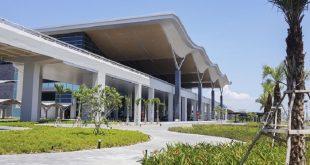 Khánh thành nhà ga sân bay quốc tế Cam Ranh