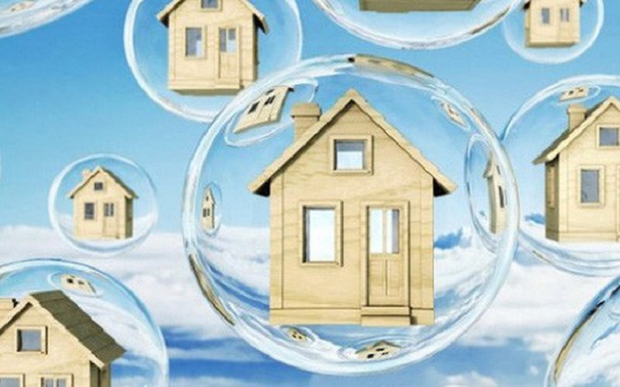 Các chuyên gia nhận định sẽ khó có khả năng bong bóng bất động sản