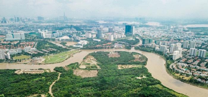 Từ lâu, nhiều chuyên gia vẫn kỳ vọng khu đất này sẽ là một khu đô thị Phú Mỹ Hưng thứ 2.