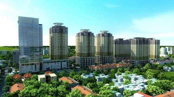 Thị trường bất động sản được đánh giá là vẫn có nhiều điểm sáng tích cực