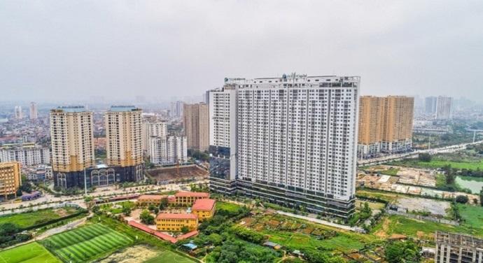 Căn hộ officetel tại vùng phụ cận khó ra hàng hơn rất nhiều so với khu trung tâm.