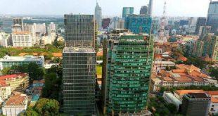 Tp.HCM vượt qua nhiều quốc gia lớn trong khu vực về diện tích văn phòng được thuê bởi các tập đoàn lớn